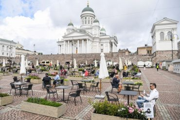 In Finland, the Constitutional Council was imprisoned