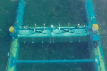 In Ireland, a tidal turbine project supported by H2020