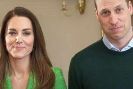 Herzogin Kate und Prinz William grüßen zum St. Patricks Day. Foto: Twitter/Irish Foreign Ministry