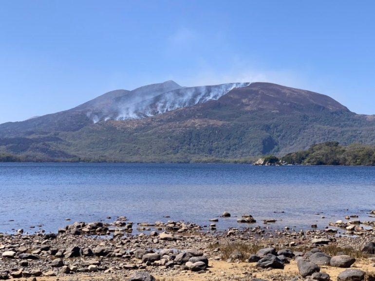 Ireland: Another fire destroys Killarney National Park