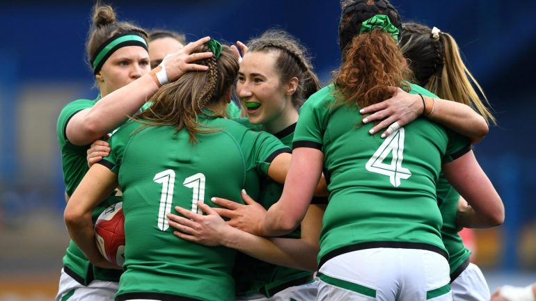 Ireland gets the green light to face France in six countries