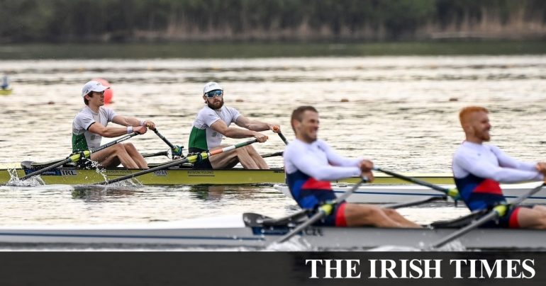 Ireland qualified for six boats in Sunday's rowing final in Italy