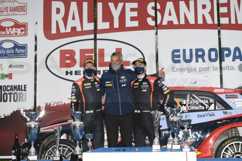 Irish crew fined, Mattussian race returns to Breen-Nagil - Sanremonews.it