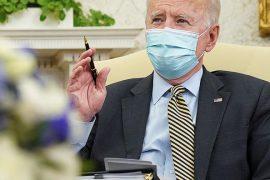 Joe Biden a entrouvert vendredi la porte vers une possible réforme de la Cour suprême.