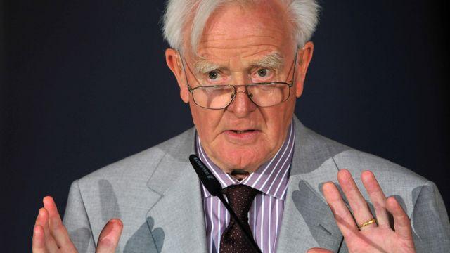 John Le Carey was granted Irish citizenship