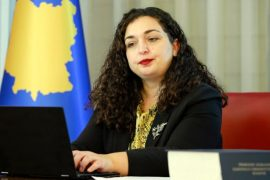 Kosovo has a 38-year-old president