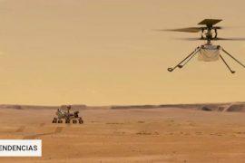 "NASA's ingenious helicopter ready for ""historic"" exploitation of Mars |  Technology"