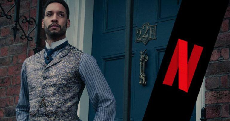 "New Netflix Series: Sherlock Holmes Visits ""Supernatural"""