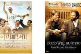 """Oscar-winning"" movies on television on Monday night"