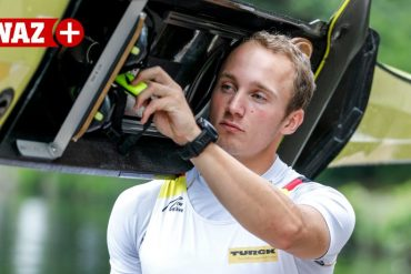 Rowing EM: Malheim's Jonathan Rommelman in the semifinals
