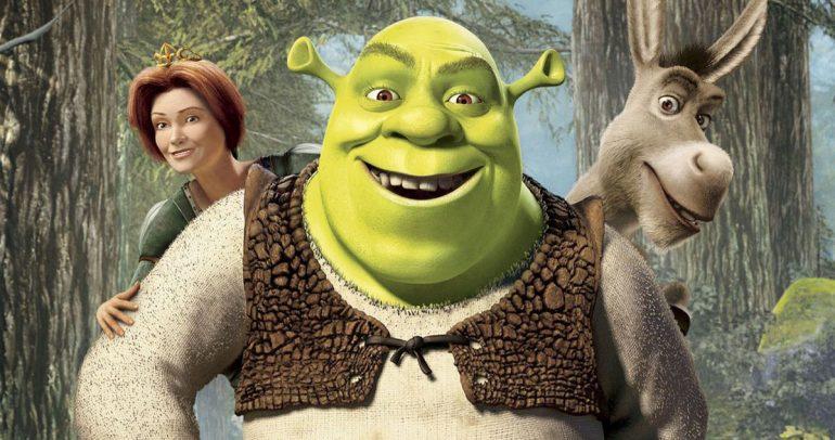 Shrek fans are celebrating the twentieth anniversary of the DreamWorks animated film