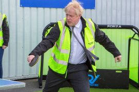 Super League, English Press: Boris Johnson knew and accepted