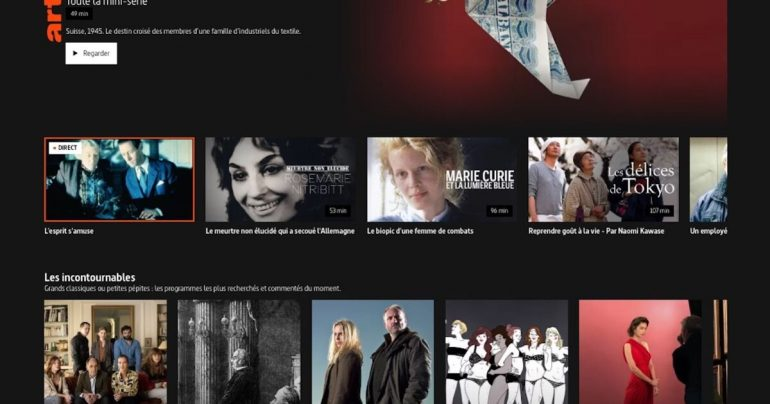 The Arte.tv platform will benefit from a DTT channel from April, and Salto will follow