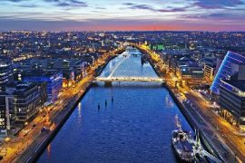 The School of Ireland offers 100 scholarships to Brazilians