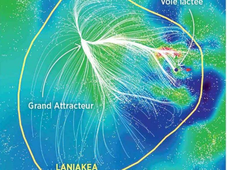 Les frontières de notre galaxie se précisent
