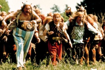 The movie 'Asterix, Obelix' makes its way from China to France
