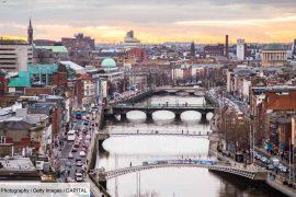 Two Irish women were arrested