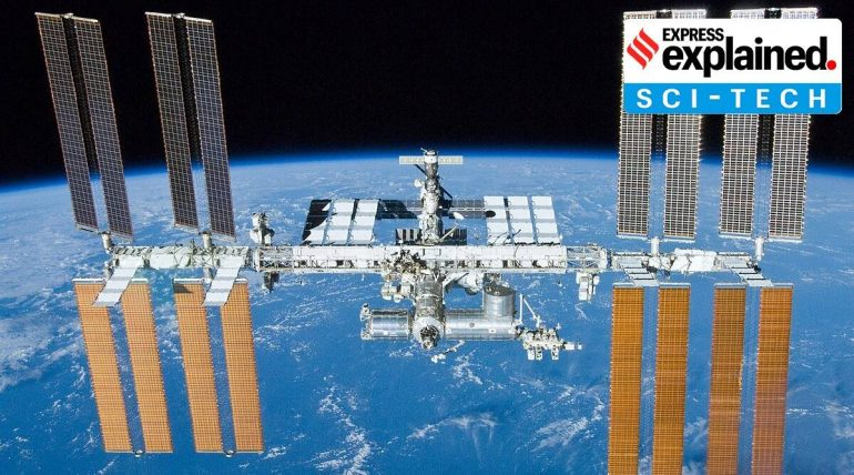 Why does Russia want to leave the International Space Station?