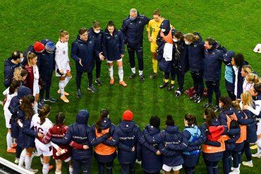 Women's Football - News - Six teams, three places