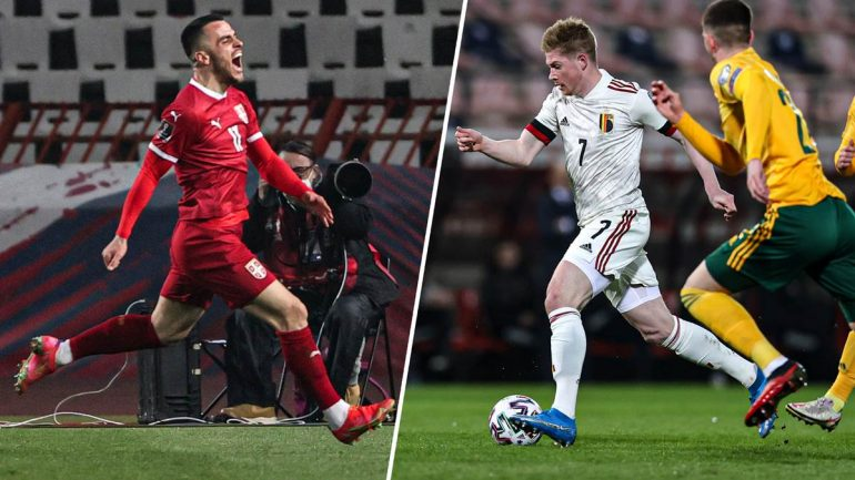 World Cup Qualifying Compact: Belgium lose to Costa Rica in Costa Rica draw with Portugal
