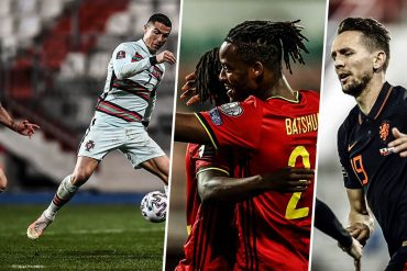 World Cup Qualifying Compact: Luxembourg - Portugal avoid defeat to Belgium and Netherlands
