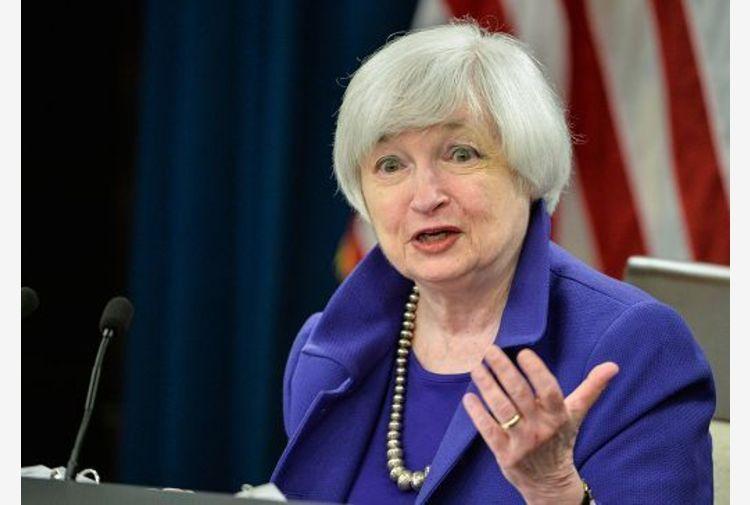 Usa, V. Visco: novità da Yellen su tasse grandi imprese globali