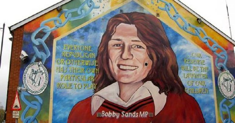 """Bobby Sands died 40 years ago: """"Our revenge will be the laughter of our children"""""""