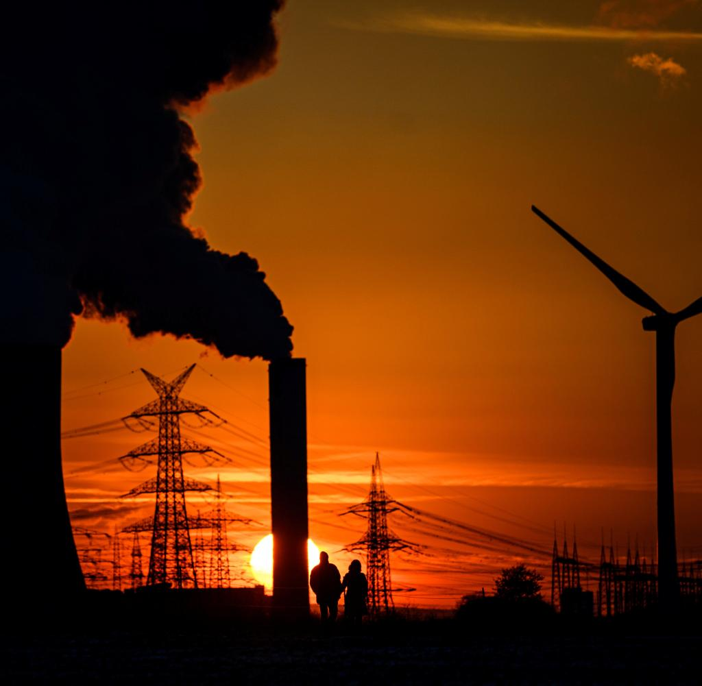 The world that judges see: without a drastic change in CO2, it would be dark