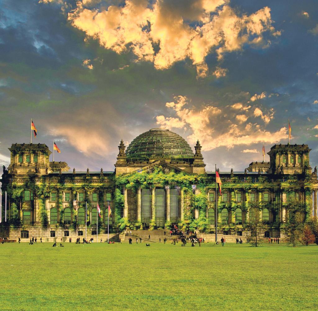 Bundestag's view: No alternative climate policy?