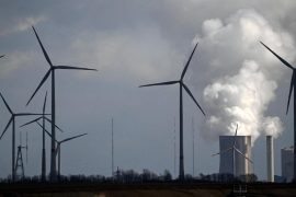 Germany's new climate target avoids Eastern Europe in particular