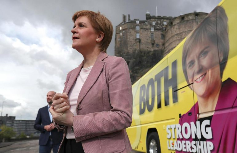 Choices in Scotland - Stay away from restless English