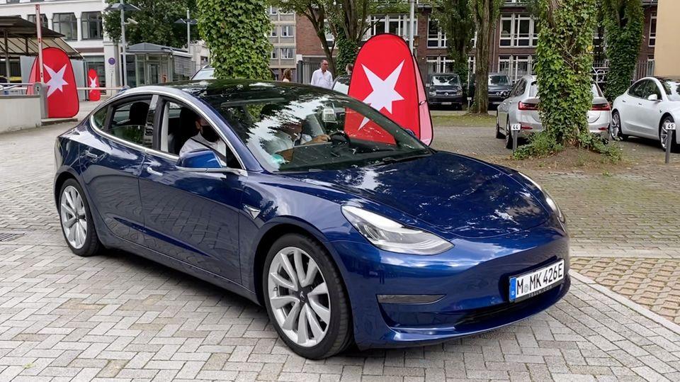 Tesla Model 3 im Test