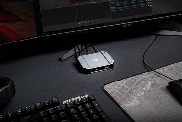 Asus TUF Gaming Capture Box for game recordings in 4K / 30