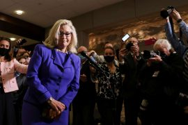 Liz Cheney's ouster confirms Donald Trump's complete control of the Republican Party