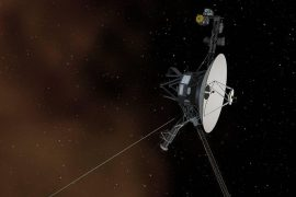 NASA's Voyager 1 also detects a faint monotone hum beyond our solar system