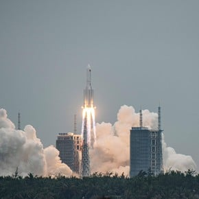 NASA accuses China of being irresponsible for the rocket's uncontrolled landing