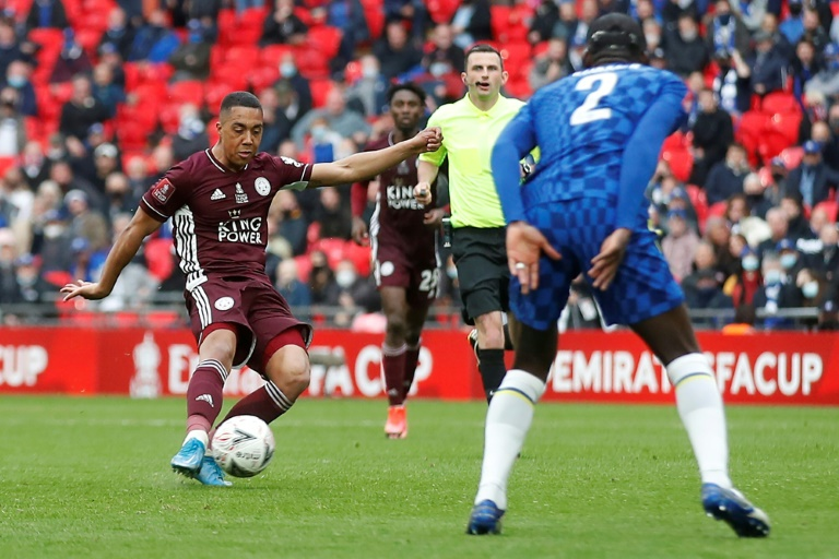 Belgium Lester midfielder Yuri Tylemans opened the scoring for Chelsea in the FA Cup Final on 15 May 2021 at Wembley Stadium in London.