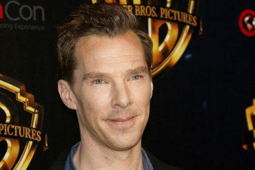 Benedict Cumberbatch: He will star in the Netflix series