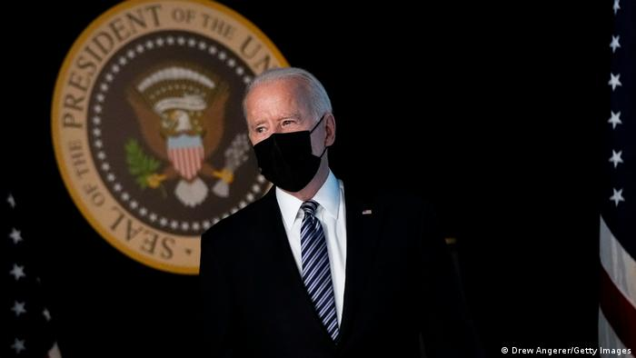USA Washington    Joe Biden