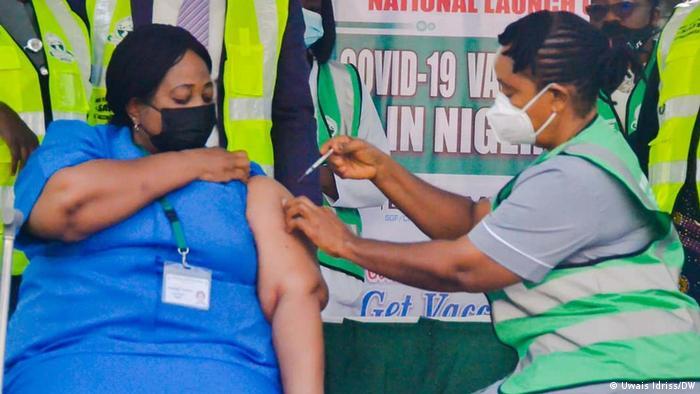Nigeria Kovid-19 Vaccination in Abuja    Dr.  Eragboy faith