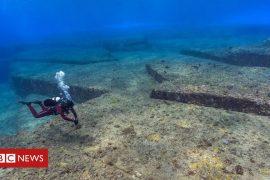 Nigu under Japan 'Underwater' city '