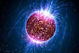 Why are neutron stars called smooth?