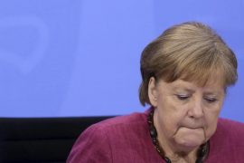 The United States was spying with Angela Merkel with the help of Danish intelligence services