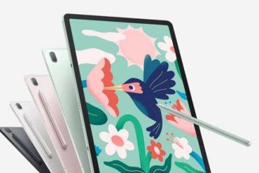 Samsung has secretly announced the Galaxy Tab S7 FE / A7 Lite