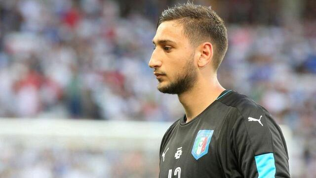 Photo Gianluigi Donaramma will be one of the keepers to follow at Euro 2020.  © afp