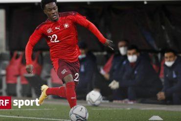 2-0 win in Test match - Swiss U21s beat Ireland - Sport