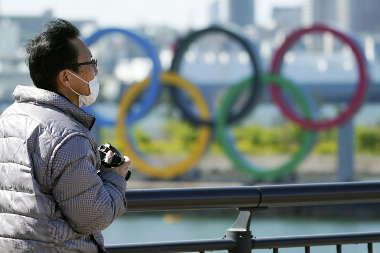 77 days from Olympics, Tokyo extends emergency |  The world