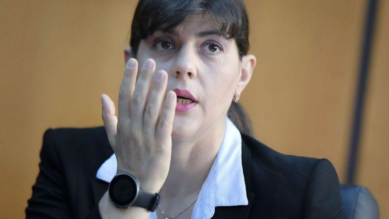 Laura Codruta Kovesi, 48 ans, ex-patronne de l'office anti-corruption de Roumanie sera la première à prendre les commandes du Parquet européen.