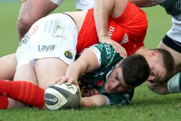 Benetton rugby, three attempts are not enough: Munster won 31-17