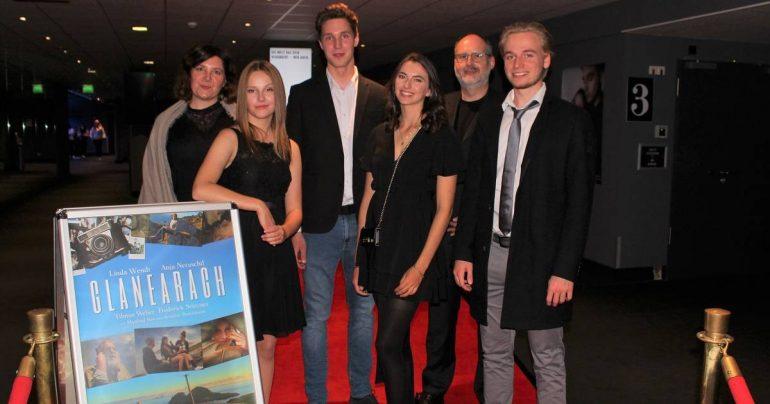 Bragen Comprehensive School: Film Premiere at Krefeld Cinema